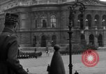 Image of German citlzens gathering on Unter den Linden Berlin Germany, 1920, second 45 stock footage video 65675042454