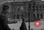 Image of German citlzens gathering on Unter den Linden Berlin Germany, 1920, second 49 stock footage video 65675042454
