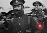 Image of British soldiers sharing Christmas pudding in trenches France, 1916, second 53 stock footage video 65675042463