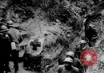 Image of French troops suffer casualties and tend wounded France, 1916, second 19 stock footage video 65675042464