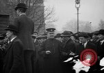 Image of British men being conscripted during World War I United Kingdom, 1916, second 13 stock footage video 65675042465