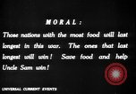 Image of save food campaign United States USA, 1918, second 51 stock footage video 65675042475