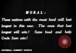 Image of save food campaign United States USA, 1918, second 55 stock footage video 65675042475