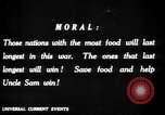 Image of save food campaign United States USA, 1918, second 56 stock footage video 65675042475