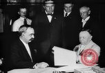 Image of Herbert Hoover United States USA, 1917, second 16 stock footage video 65675042477