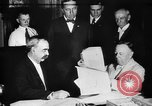 Image of Herbert Hoover United States USA, 1917, second 17 stock footage video 65675042477