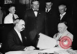 Image of Herbert Hoover United States USA, 1917, second 18 stock footage video 65675042477