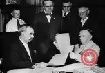 Image of Herbert Hoover United States USA, 1917, second 19 stock footage video 65675042477