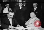 Image of Herbert Hoover United States USA, 1917, second 21 stock footage video 65675042477