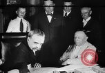 Image of Herbert Hoover United States USA, 1917, second 22 stock footage video 65675042477