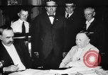 Image of Herbert Hoover United States USA, 1917, second 24 stock footage video 65675042477