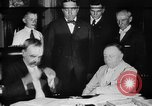 Image of Herbert Hoover United States USA, 1917, second 26 stock footage video 65675042477