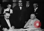 Image of Herbert Hoover United States USA, 1917, second 27 stock footage video 65675042477