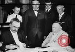 Image of Herbert Hoover United States USA, 1917, second 28 stock footage video 65675042477