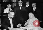 Image of Herbert Hoover United States USA, 1917, second 29 stock footage video 65675042477