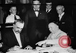 Image of Herbert Hoover United States USA, 1917, second 30 stock footage video 65675042477