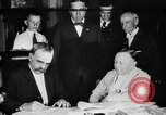 Image of Herbert Hoover United States USA, 1917, second 31 stock footage video 65675042477