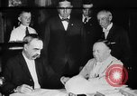 Image of Herbert Hoover United States USA, 1917, second 33 stock footage video 65675042477