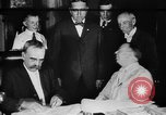 Image of Herbert Hoover United States USA, 1917, second 34 stock footage video 65675042477