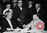 Image of Herbert Hoover United States USA, 1917, second 36 stock footage video 65675042477