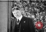 Image of Herbert Hoover United States USA, 1917, second 60 stock footage video 65675042477