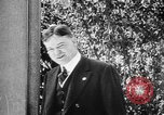 Image of Herbert Hoover United States USA, 1917, second 61 stock footage video 65675042477