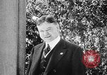 Image of Herbert Hoover United States USA, 1917, second 62 stock footage video 65675042477