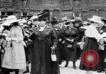 Image of French women support soldiers and war effort France, 1917, second 7 stock footage video 65675042484