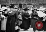 Image of French women support soldiers and war effort France, 1917, second 8 stock footage video 65675042484