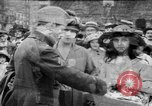 Image of French women support soldiers and war effort France, 1917, second 16 stock footage video 65675042484