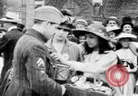Image of French women support soldiers and war effort France, 1917, second 20 stock footage video 65675042484
