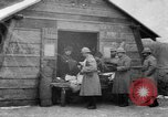 Image of French women support soldiers and war effort France, 1917, second 57 stock footage video 65675042484