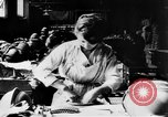 Image of French women support soldiers and war effort France, 1917, second 62 stock footage video 65675042484