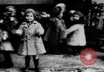Image of French children in World War I France, 1918, second 4 stock footage video 65675042486