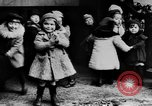 Image of French children in World War I France, 1918, second 5 stock footage video 65675042486