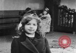 Image of French children in World War I France, 1918, second 8 stock footage video 65675042486