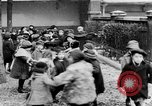 Image of French children in World War I France, 1918, second 15 stock footage video 65675042486