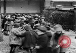 Image of French children in World War I France, 1918, second 16 stock footage video 65675042486