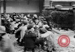Image of French children in World War I France, 1918, second 17 stock footage video 65675042486