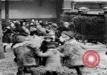 Image of French children in World War I France, 1918, second 18 stock footage video 65675042486