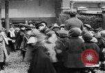 Image of French children in World War I France, 1918, second 28 stock footage video 65675042486