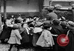 Image of French children in World War I France, 1918, second 30 stock footage video 65675042486