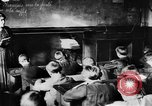 Image of French children in World War I France, 1918, second 33 stock footage video 65675042486