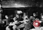 Image of French children in World War I France, 1918, second 34 stock footage video 65675042486