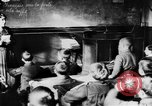 Image of French children in World War I France, 1918, second 38 stock footage video 65675042486
