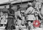 Image of French women honored in World War I France, 1918, second 47 stock footage video 65675042487