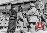 Image of French women honored in World War I France, 1918, second 49 stock footage video 65675042487