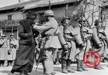 Image of French women honored in World War I France, 1918, second 52 stock footage video 65675042487