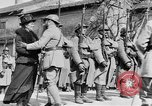 Image of French women honored in World War I France, 1918, second 60 stock footage video 65675042487