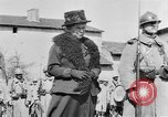 Image of French women honored in World War I France, 1918, second 61 stock footage video 65675042487